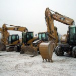 Maszyny budowlane części